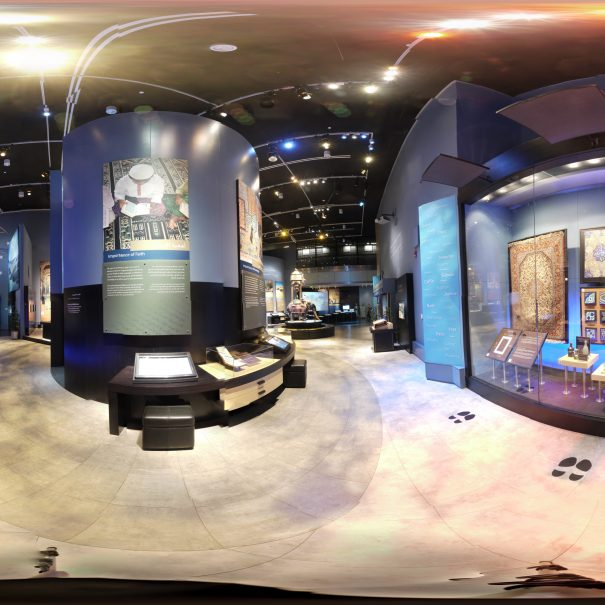 Viewseum by Visual Experience, Virtual Reality from Saudi Arabia